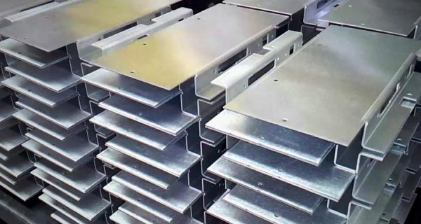 Sheet Metal Custom Fabrication 2